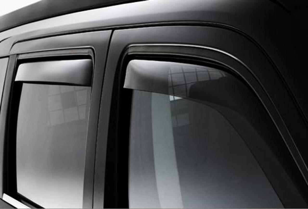 For Peugeot 308 5 doors 2007 Window Deflector Visor Vent Rain Wind Guard