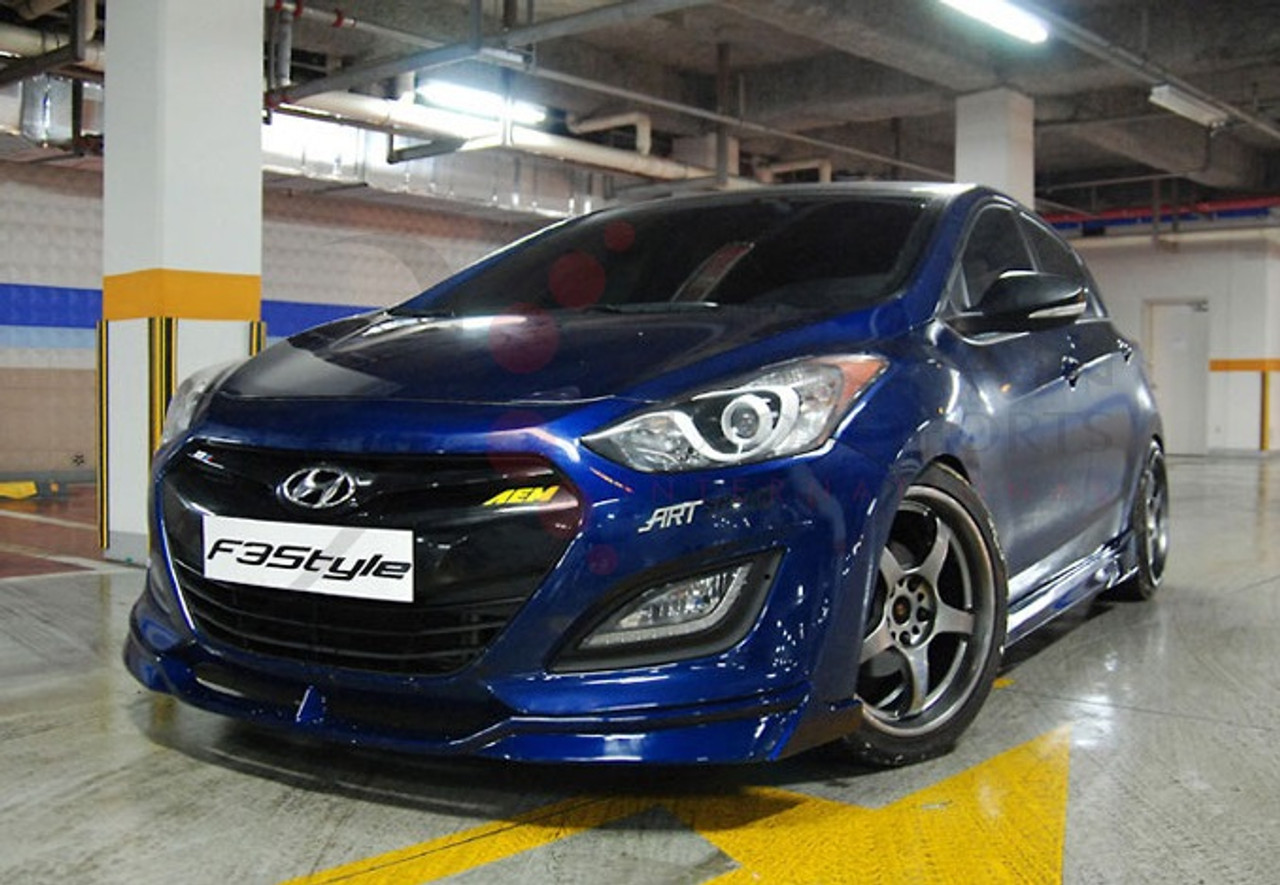 2012 I30 Elantra Gt F3style Body Kit 3pc Korean Auto Imports