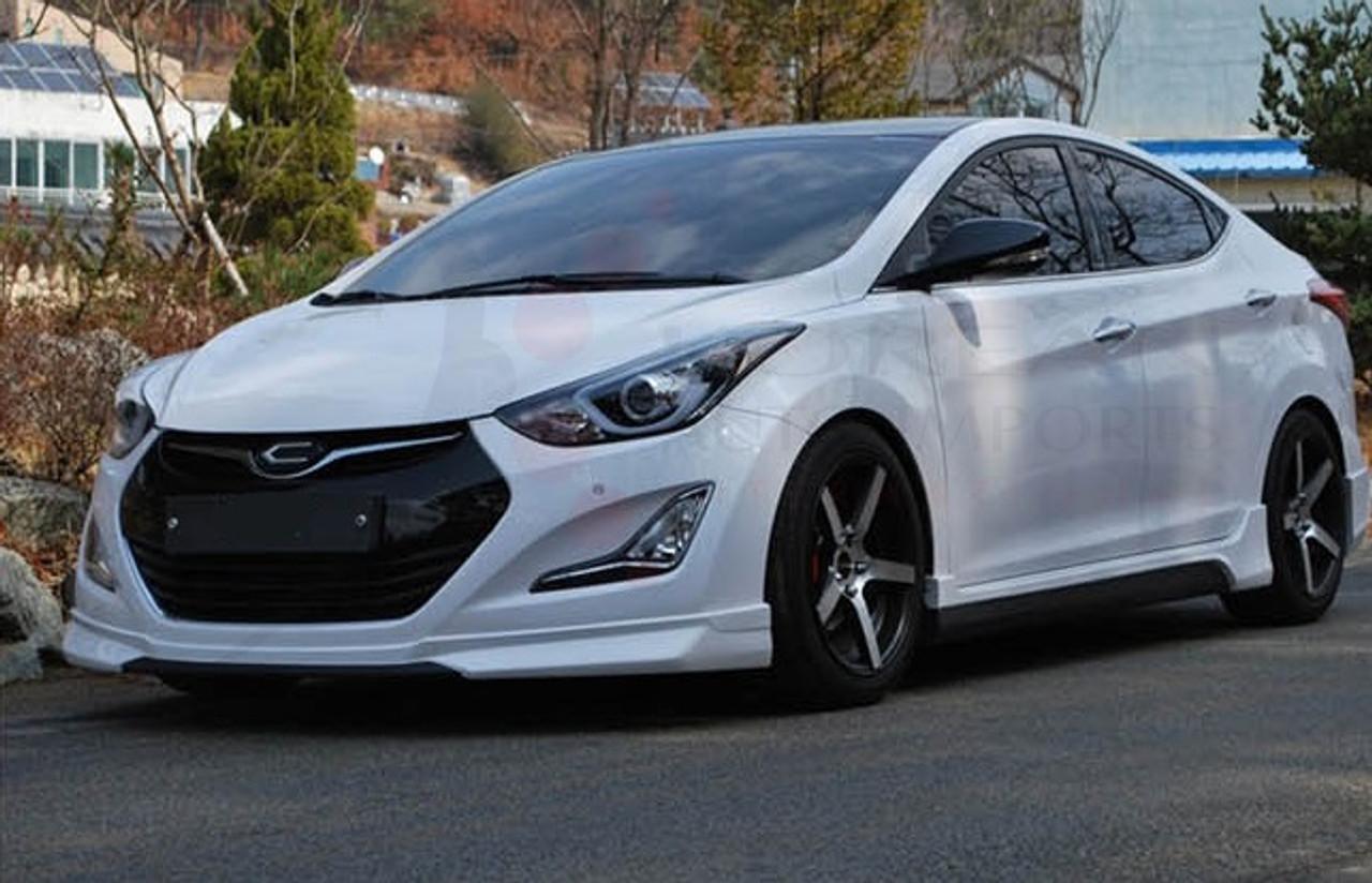 2014-2015 Elantra MD Zest FULL Body Kit - Korean Auto Imports
