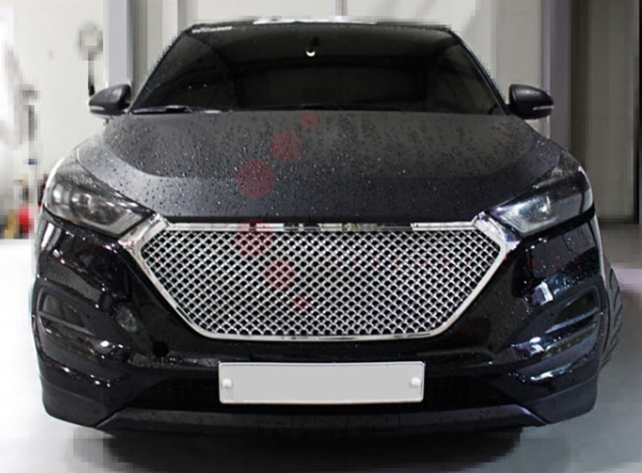 2016+ Tucson Bentley Style Grill