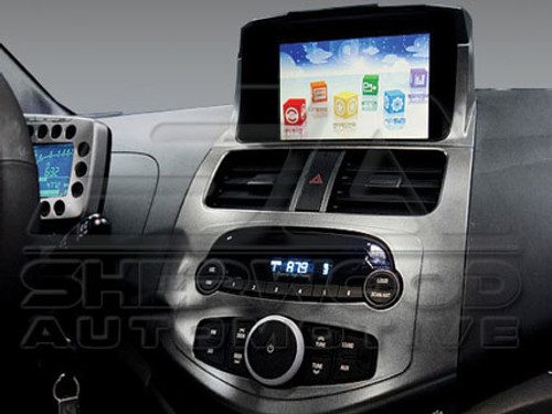Chevy / Holden Spark Dash Monitor Surround Kit