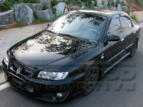 Spectra 5 Door Sport Fnb Premium Body Kit Korean Auto Imports