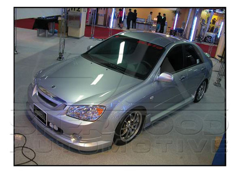 Spectra Sedan Fnb Body Kit Korean Auto Imports