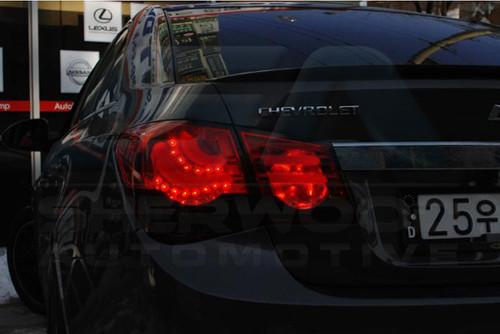 Chevy Holden Cruze Audi Style Led Headlights Korean
