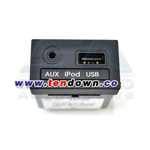 2011+ Elantra MD Aux Ipod USB Port Plug-in Jack