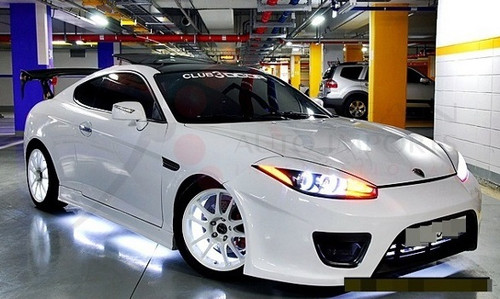 07 tiburon luxgen body kit korean auto imports 07 tiburon luxgen body kit korean