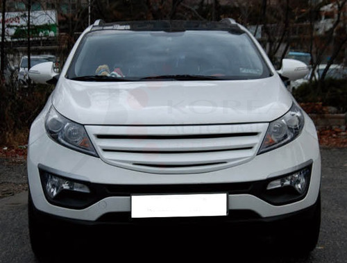 2011-2014 Sportage R Luxury Front Radiator Grill Replacement
