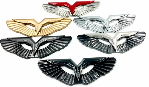 Ford Fusion Loden Eagle Badge for Kia Hyundai models gold plated