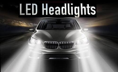 Led Headlight Replacement Bulbs Conversion Kit For Hyundai