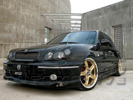 sonata ef m s body kit korean auto imports sonata ef m s body kit