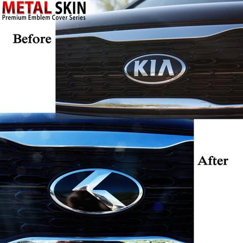 KIA SORENTO 2003-2006 OEM Rear Trunk KIA Logo Emblem