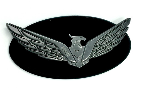 Eagle Hood Trunk  Emblem Set Badge For KIA Picanto 2011 2016