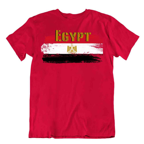 Egypt flag Tshirt T-shirt Tee top city map Eagle of Saladin great special tricot