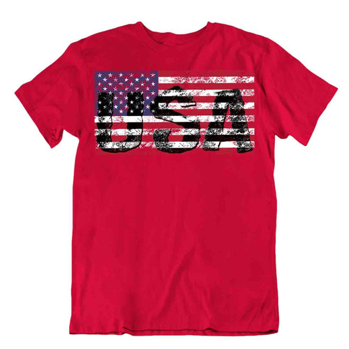 United States flag Tshirt T-shirt Tee top city map Stars Stripes Great nation