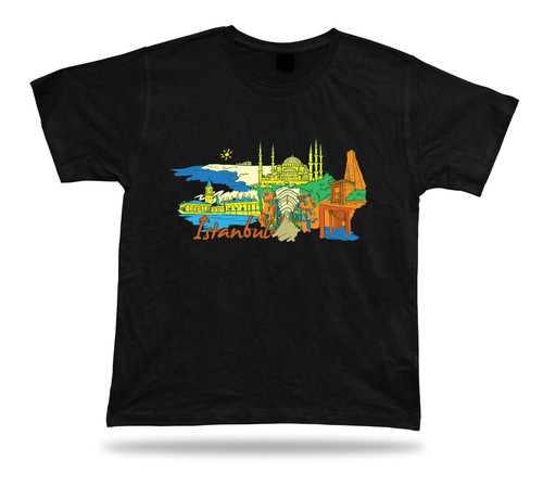 Istanbul Sultan Ahmed Mosque Basilica Cistern new mosque topkapi palace tshirt