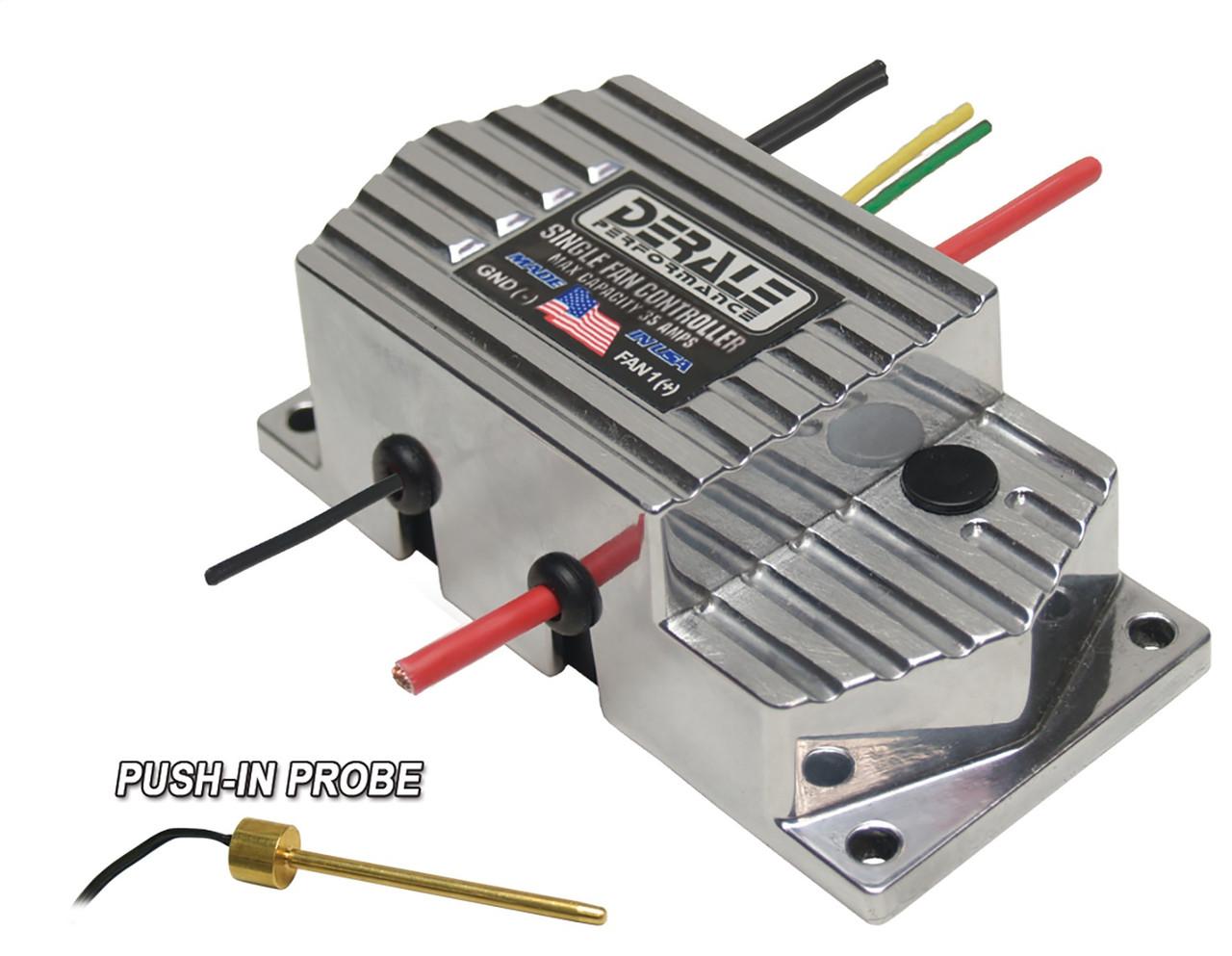 Derale 16759 Electric Fan Controller Fits 11-16 Optima Santa Fe Sonic Sorento