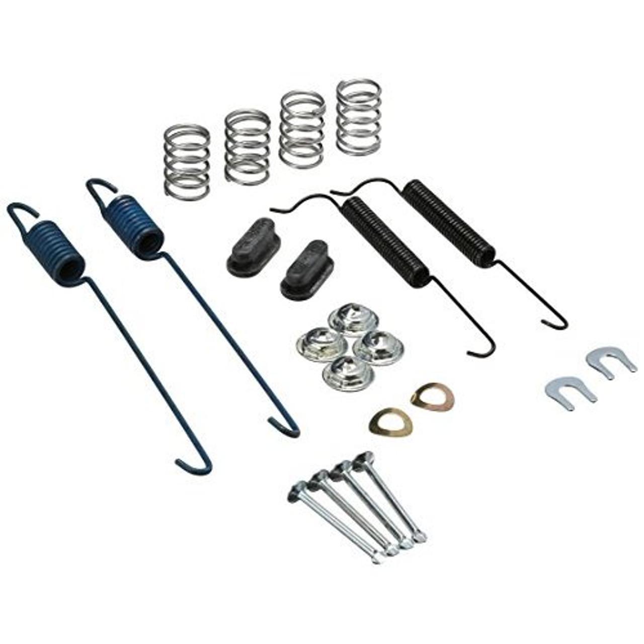 Carlson Quality Brake Parts H5643Q Rear Disc Brake Hardware Kit Stromberg Carlson