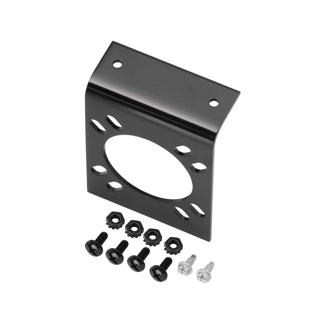 Tow Ready 118137-010 Mounting Bracket for 4 5 and 6-Way Connector