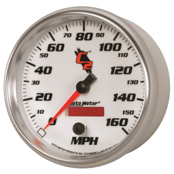 """AutoMeter 990414 Speedometer Adapter Right Angle 5//8/"""" Standard 104"""