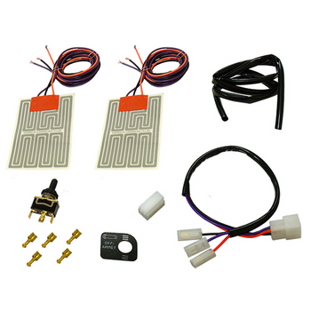 SPI Heated Face Shield Cord Set 1//4 Turn Style SM-01228