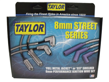 Taylor Cable 74217 8mm Spiro-Pro Ignition Wire Set Fits 75-82 Corvette
