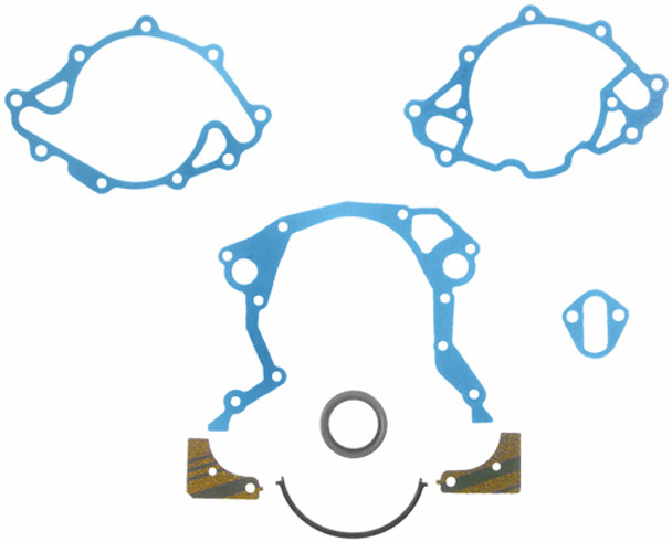 FEL-PRO Small Block Ford Composite Timing Cover Gasket Kit P/N TCS45008
