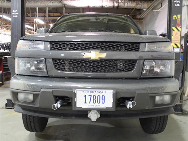 Blue Ox BX1656 Tow Bar Base Plate Fits 04-12 Canyon Colorado