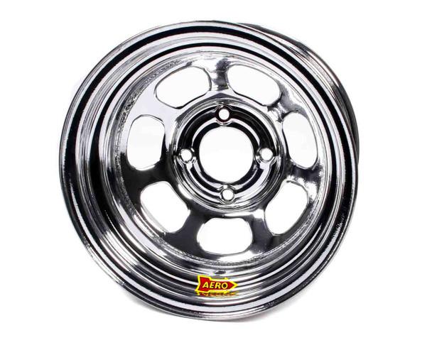 AERO RACE WHEELS 30-Series 13x8 in 4x4.25 Chrome Wheel P/N 30-284220