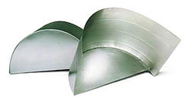 COMPETITION ENGINEERING Aluminum 38 in Diameter Wheel Tubs 2 pc P/N 3009