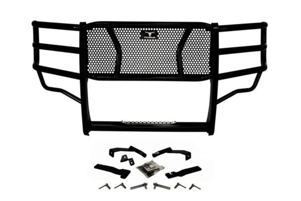 Go Rhino 13165B Wrangler Series Grille Guard Fits 14-15 Silverado 1500