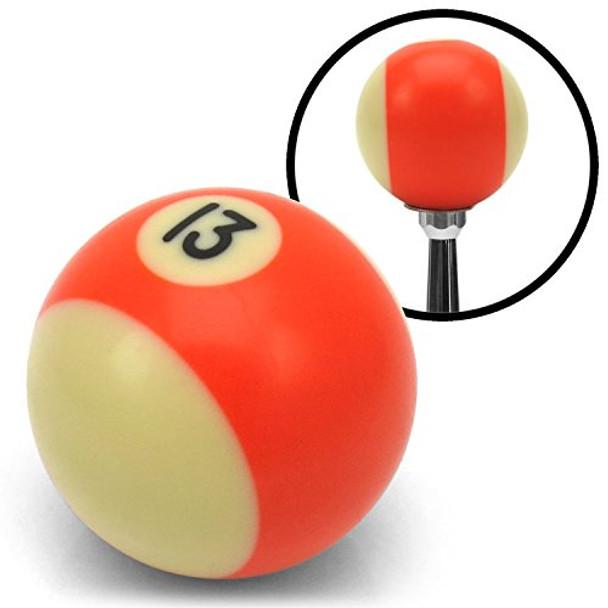 13 Ball Billiard Pool Custom Shift Knob uconnect flathead racing 409 custom rzr