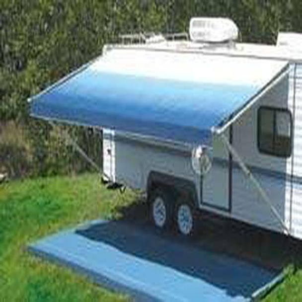 19ft Carefree Simplicity Awning - Bordeaux- Vinyl - 77195500