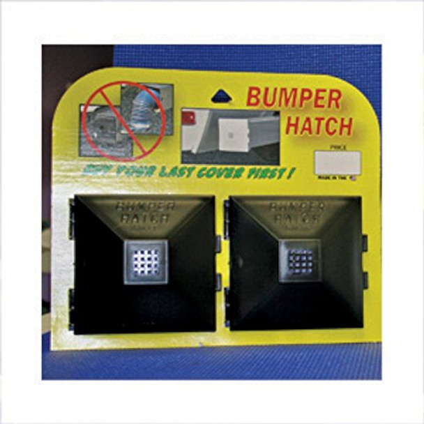 2Pk Bumper Hatch- Blk 910 Design For Fun, Llc