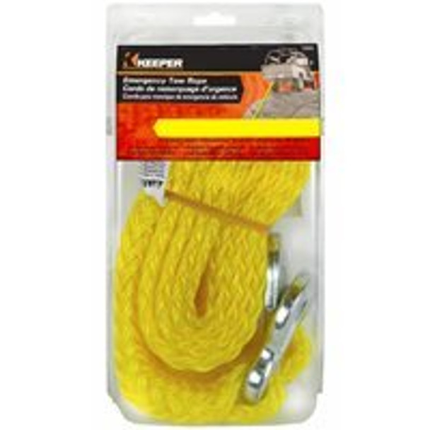 16ft Tow Rope W/Hooks