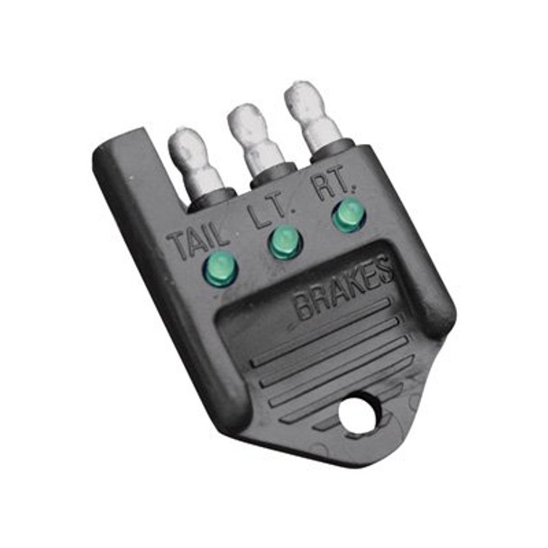4-Way Flat Circuit Tester, Model# DBP (Quantity 1)