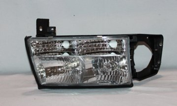 1997-1999 CADILLAC DEVILLE RIGHT HAND AUTOMOTIVE NEW REPLACEMENT HEAD LIGHT TYC 20-5173-00