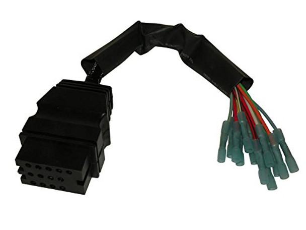 13-Pin Connector For Boss Snow Plows - Vehicle Side