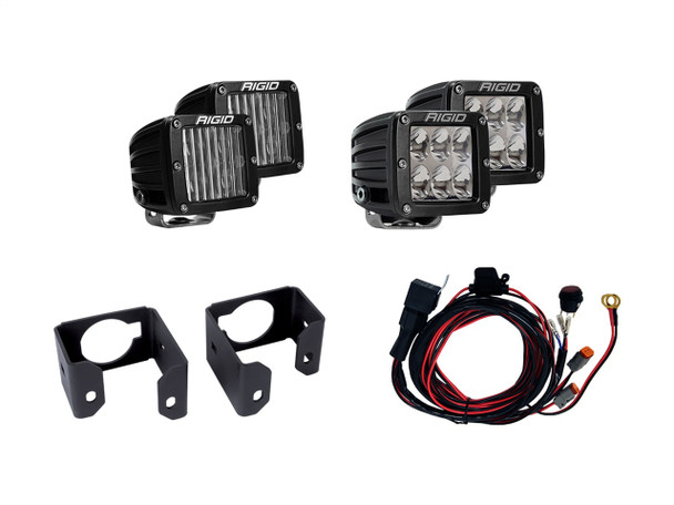 Rigid Industries 41616 Fog Light Mount Kit