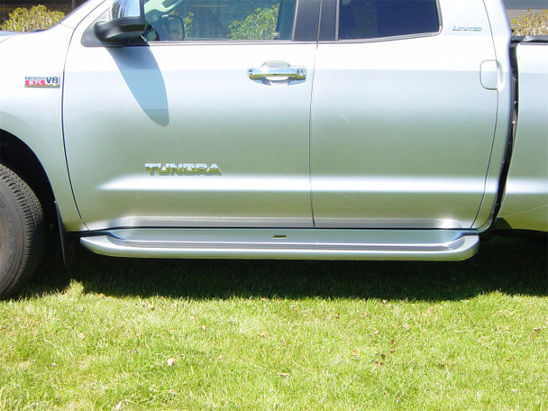 Owens Products 2187-01 GlaStep Custom Fiberglass Cab Length Running Boards