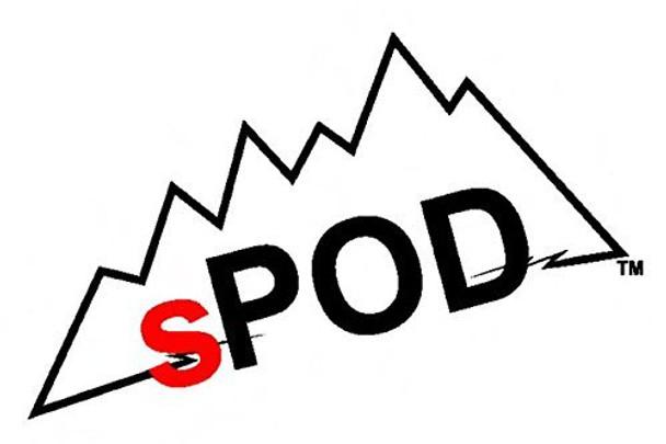 SPOD 8-600-0915-LEDR Se 8 Switch Dual Led Red, Fits Jeep Jk 2009-2015 -