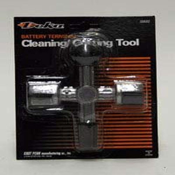 3-WAY BATTERY TERMINAL CLEANING/ CUTTING TOOL