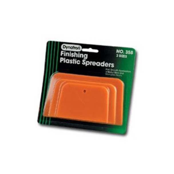 3 Pc Assorted Spreaders [Set of 4]