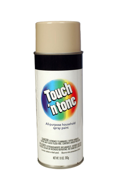 10 Oz Almond Touch ´N Tone® Spray Paint [Set of 6]