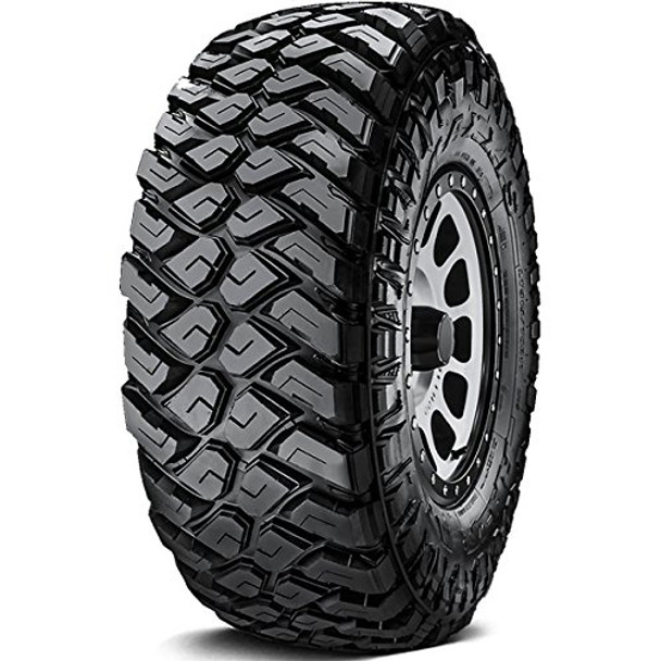 1 Maxxis RAZR MT 35X12.50R17LT 121Q E/10 All Terrain Off Road Performance Tires