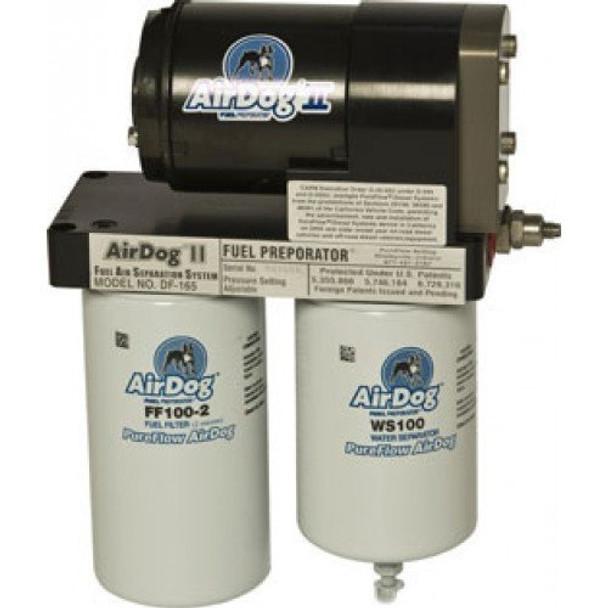 AirDog A6SABD424 Fuel Lift Pump (94-98 Fits Dodge Cummins Preset@25-30Psi ii-4G)
