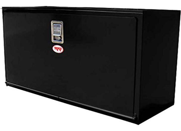 RKI H482418 Black Steel Underbody Truck Box