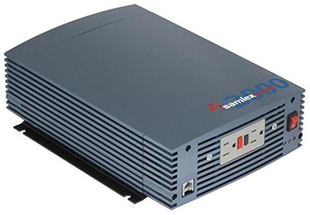 Samlex America Solar SSW-2000-12A SSW Series Pure Sine Wave Inverter