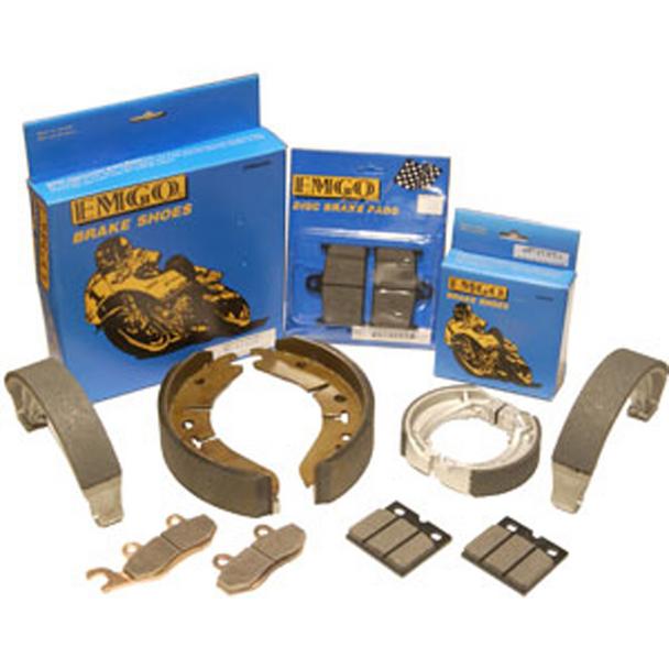 Emgo Disc Brake Pad Set Honda 06455Mel003 Pn 64-68057