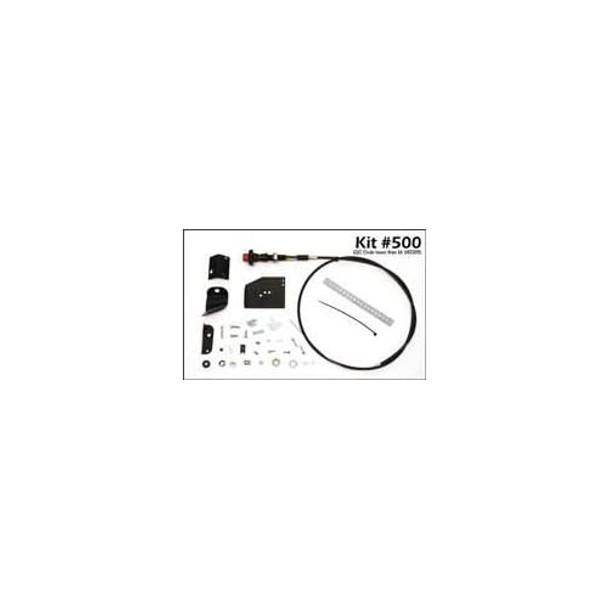 4x4 Posi-Lok PSL500 Axle Disconnect