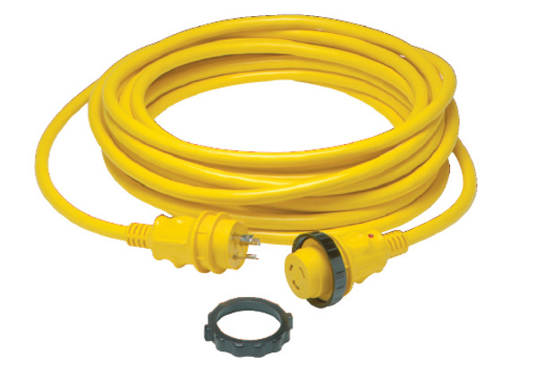 30A, POWERCORD PLUS 50FT